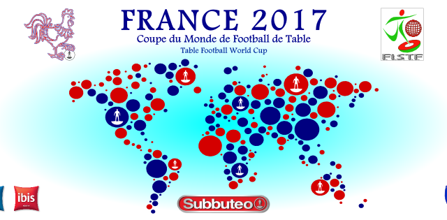 World Cup 2017 in Paris Elancourt